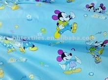 100% cotton fabric 40x40 133x72 57''/58''&children bedsheet,quilt cover