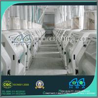 maize grinding machine, maize flour production line