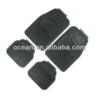 2014 new rubber car floor mat