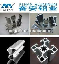 2012 top manufacturer anodized profiles aluminium extrusion