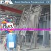 Sandblasting machine for internal cylinder