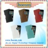 China supply top quality 3.5'' colorful leather flip case for iphone 3G PU cover factory price