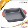 K-426-SH Rectangular Roaster Pan With Silicone Handles