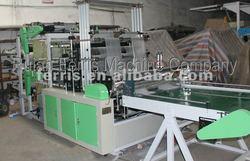 High speed plastic bags cutting sealing machine