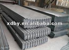 High quality galvanized corrugated stell sheet