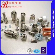 Different Material Fasteners/Screws/Bolts