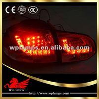 VW Golf 6 LED Tail Light R20 Error free LED Rear Light