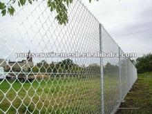 Farm chain link fence