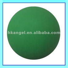 hollow bounce ball with green color