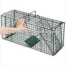 cat carrier wire mesh/Rabbit/Hare/Cat/Skunks/Raccoon/Ferrets Traps