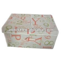 2012 New non-woven fabrics Storage Box