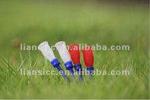 2012 New design elastic golf tee