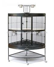 Playtop Parrot Cage, Bird Cage, Corner Bird Cage