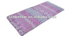 Cheap and portable sun bed mattress, foam sleeping pad