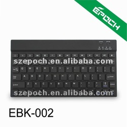 Ultra thin wireless android bluetooth keyboard for 7 inch tablet