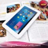 7 inch Sanei N78 3G Version Qualcomm Dual core Tablet pc android 4.0 WCDMA tablet pc with voice call