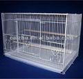 Nouveau style volière d'oiseaux, bird cage d'élevage, bird cage de vol 24 pouces de long