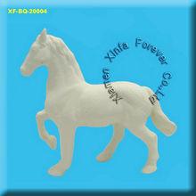 horse bisque figurine