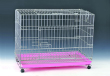 Metal Dog Cage 76.5X47X56.5