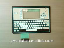 100-0470-137 43s 46p Keyboard/keypad for Videojet CIJ Inkjet Coding Printer
