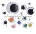 assorted tamanhos e cores de olhos wiggly