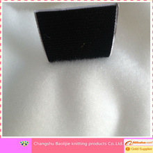 100% polyester velcro loop side colorful fabric female side