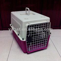 Factory direct sale portable plastic dog house / dog kennels / dog cages