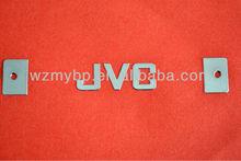 100% nickel logo 3m logo sticker