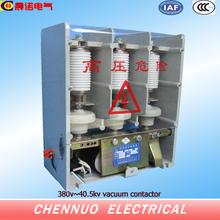 JCZ5 vacuum contactor 12KV telemecanique power contactor coil 380v 110v