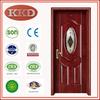 Moisture Proof Steel Wood Interior Door JKD-X1351 for Bathroom
