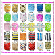 Alva Antibacterial Bamboo Cloth Diapers Wholesale For Baby