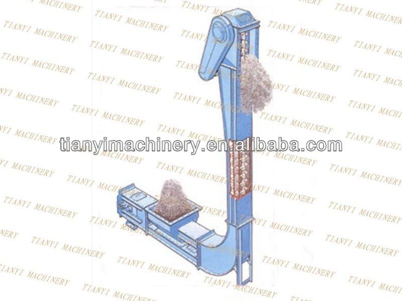 Grano redler cinta transportadora con fuerte capacidad ...