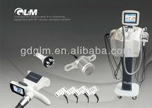 2012 NEWEST! Effective laser+cavitation+vacuum+rf vacuum massage equipment / ultrasonic cavitation machine