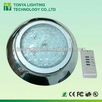 RGB remote controller PAR56 LED pool lights CE, ROHS