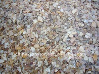 mother of pearl shell chips for terrazzo
