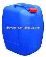 L'acide sulfurique 98%( pour le stockage de la batterie)