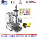 automático de polietileno máquina de impressão