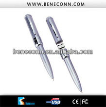 usb pen with black ink