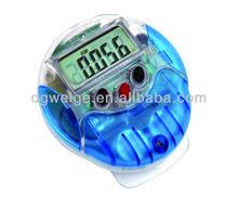 New arrival!Popular digital crystal pedometer