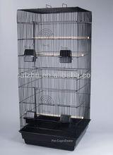 Canary Parakeet Cockatiel Love Bird Finch Bird Cage, Bird Breeding Cage, Flight Bird Cage