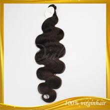 Grade AAAAAA 100% virgin brazilian hair bundles body wave