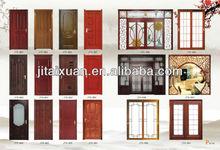 high quality cheap interior wooden door design