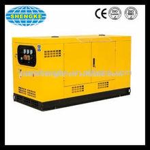 Popular engine of Deutz 220KW/275KVA soundproof diesel generator set