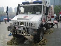 4x4 off road ambulance
