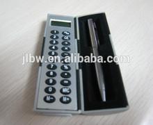 Magic Box Calculator With Ball Point Pen