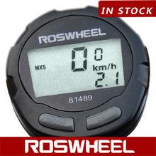 [81489] ROSWHEEL new design 13 functions bike computer