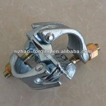 EN74 steel pipe fixed scaffolding clamp