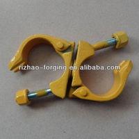 Australian type drop forged scaffolding joint swivel clamp