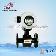 Anjun sludge flow meter for CE approved