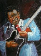 Handmade Canvas African Art Paintings